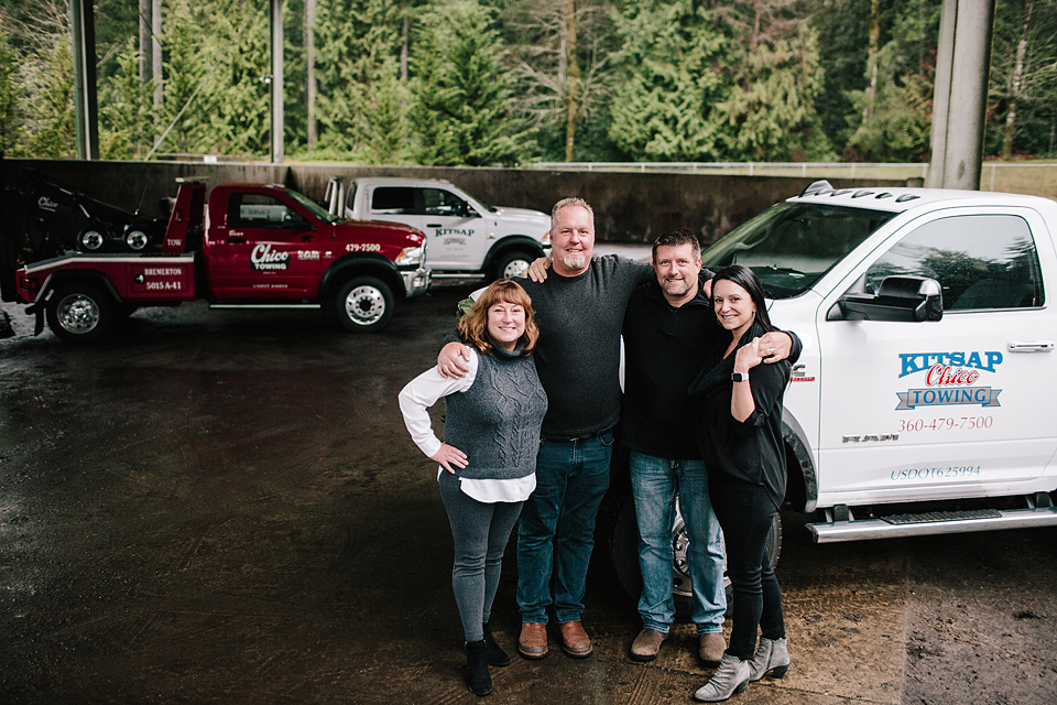 Chico Towing sells to Kitsap Towing