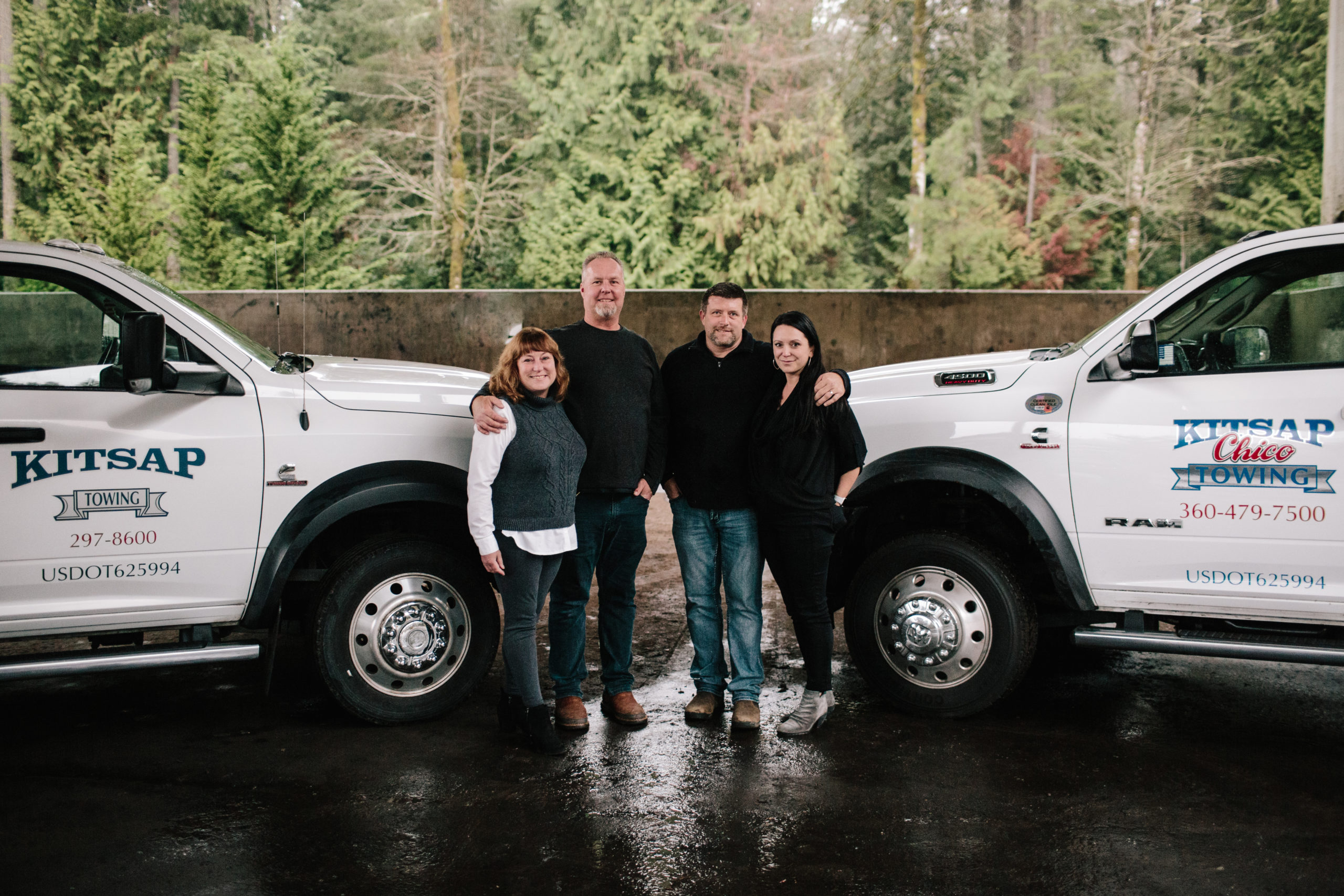 Sometimes bigger is better. Meet Kitsap Chico Towing.